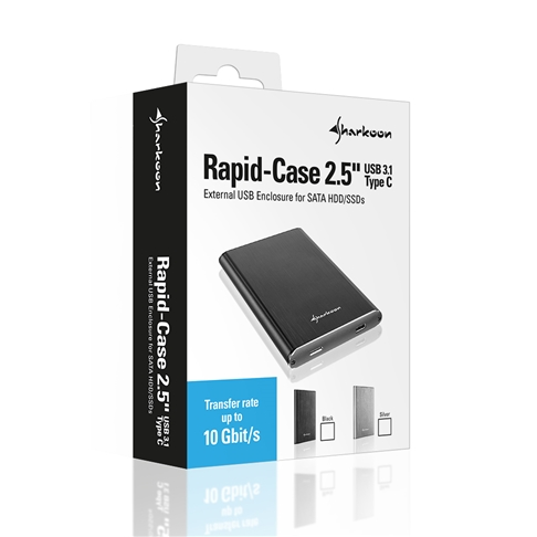 Rapid-Case 2.5'' USB 3.1 Type C (7)